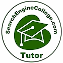 search engine college logo